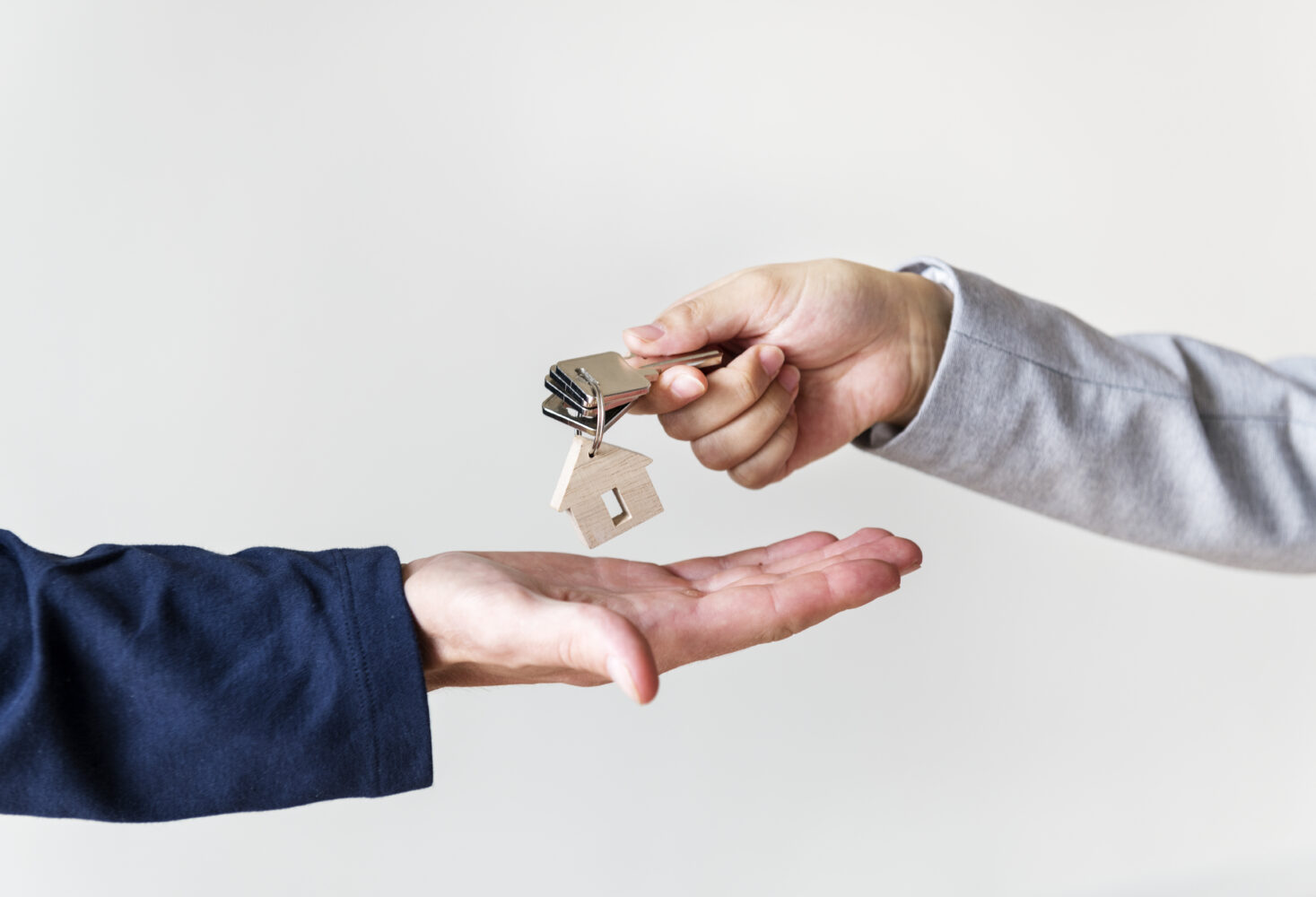 Buying and selling real estate