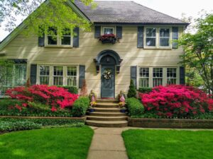 Beautiful home with curb appeal
