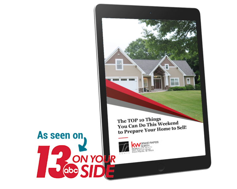 Top 10 things to sell your home - free guide